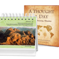 A Thought a Day - Travel, Discovery, Adventure-